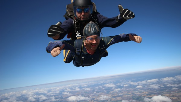 Skydive for STARS Dorset
